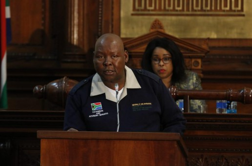 Budget Vote hosts by Freestate Department of Agriculture & Rural Development, was held  at  fourth Raadsaal near Bloemfontein on the 10th of July  2019